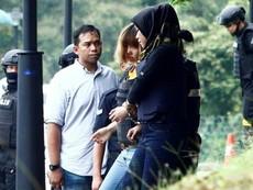Clip: Đoàn Thị Hương xuất hiện tại tòa án ở Malaysia