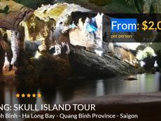 """Xuất hiện tour du lịch theo dấu """"Kong: Skull island"""""""