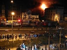 Cần Thơ: Người dân mất ngủ vì vụ cháy bùng phát trở lại