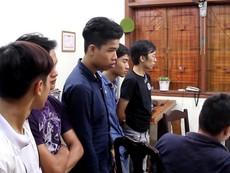 Clip:9 thanh niên đập phá ô tô ở Đà Nẵng chỉ để cho vui