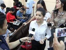 Ngọc Trinh nói gì khi thắng kiện Nhà hát Kịch TP.HCM?