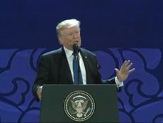 Clip: Toàn văn phát biểu của ông Trump tại APEC 2017