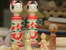 Kokeshi được các nghệ nhân Nhật Bản làm ra như thế nào?
