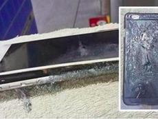 iPhone 6 lại phát nổ trong khi sạc