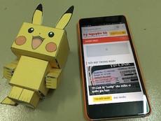 Giới công nghệ Việt đã có thể tiếp tục săn tìm Pokemon