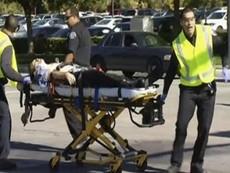 Xả súng ở Mỹ: Ba tay súng đã bị vô hiệu hóa