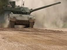 Anh lo sợ trước xe tăng 'khủng' Armata của Nga