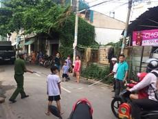 TP.HCM: 4 tên trộm đột nhập bị người dân truy bắt