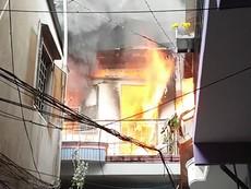 Điều xui rủi trong vụ cháy nhà ở quận 7