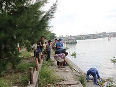 Phát hiện thi thể cô gái trẻ trôi trên sông Sài Gòn