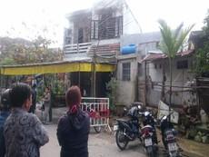 Đà Nẵng: Cháy nhà trong đêm, 1 người tử vong