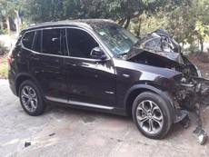 Chủ tịch huyện Côn Đảo tử nạn trên chiếc BMW