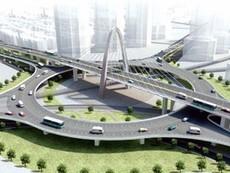 Khởi công cầu vượt 3 tầng ở Đà Nẵng
