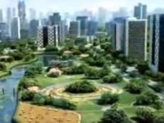 Clip ý tưởng quy hoạch Hà Nội năm 2030
