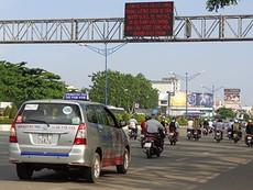 Lãng phí khủng trong điều hành giao thông
