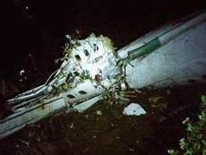 Vụ máy bay chở một CLB bóng đá Brazil rơi: Bi kịch!