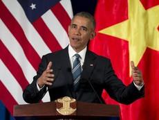 Ông Obama phát biểu tại Hà Nội: 'Từ đây người biết thương người'