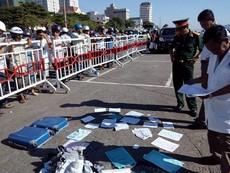 Ghi nhanh về vụ chìm tàu du lịch trên sông Hàn