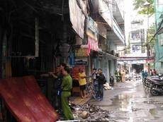 Vụ cháy ở đường Lê Văn Sỹ: Xác định nguyên nhân tử vong