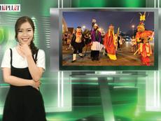 Vui độc lạ: 'Thầy trò Đường Tăng' tặng quà Trung thu ở Hà Nội