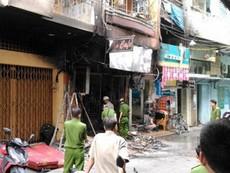 Clip: Toàn cảnh vụ cháy thương tâm đường Lê Văn Sỹ