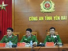 Clip: Họp báo công bố nguyên nhân vụ nổ súng ở Yên Bái