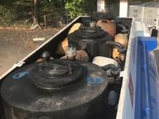 Clip:Bắt hơn 30 người trong đường dây rút ruột xăng dầu