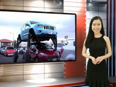 Vui Độc Lạ: Khám phá chiếc xe tránh kẹt xe đang gây bão