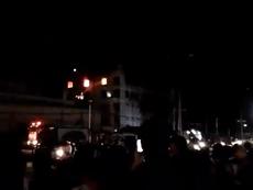 Vụ cháy ở Cần Thơ: Lửa lại bùng phát trong đêm