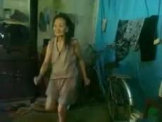 Bà cụ 90 tuổi nhảy cha cha cha