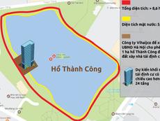 Hà Nội bối rối với đề xuất lấp hồ xây nhà
