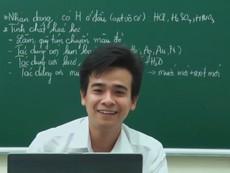 Thầy giáo chế bài 'Duyên phận' thành bài giảng môn Hóa