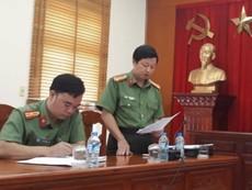 Công an Yên Bái nói về vụ bắt phóng viên Giáo dục VN