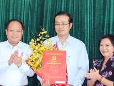 Huyện Bình Chánh có phó bí thư mới