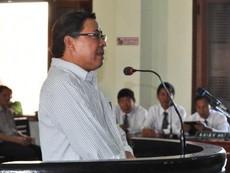 Nguyên chủ tịch huyện Đông Hòa bị đề nghị 12-13 năm tù