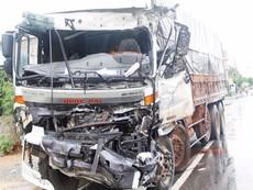 Đâm xe liên hoàn, 1 người chết 7 người bị thương