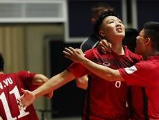 'Futsal Việt Nam, trẻ nhất nhưng đi bước chân dài nhất'