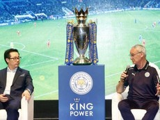 Leicester City 'trảm' Ranieri,tỉ phú Thái chặn thảm họa