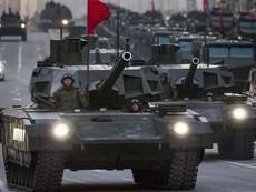 Cận cảnh các vũ khí 'khủng' tham gia diễu binh kỷ niệm Ngày Chiến thắng