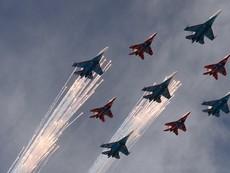 Hoành tráng lễ diễu binh kỷ niệm Ngày Chiến thắng ở Nga