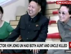 Nhà lãnh đạo Kim Jong Un đầu độc cô ruột?