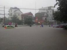 Hà Tĩnh-Quảng Bình: Huyện nào sẽ bị ngập lụt nặng nhất?