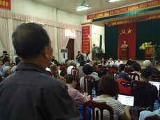 Bộ Công an sẽ làm rõ việc bắt người của Công an Hà Nội