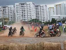 Dàn xe độ và các cuộc đua thử giải Vietnam Motor Cub Prix