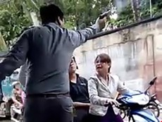 Giám đốc nổ súng dọa dân bị tạm giữ để điều tra