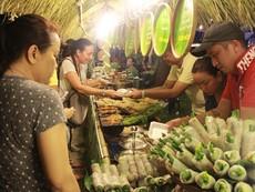 Hàng ngàn người chen chân tại Liên hoan ẩm thực món ngon các nước