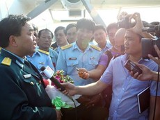 Bộ Quốc phòng thông tin về máy bay Casa 212 bị mất liên lạc
