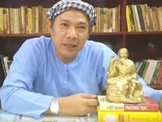 Nghệ sĩ Trung Dân dẫn văn minh lúa nước bảo vệ tết Việt