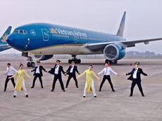 Phát sốt với 'Bay lên Việt Nam' của Vietnam Airlines