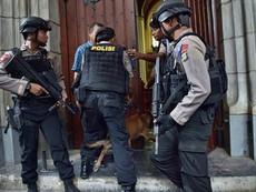 Indonesia: Bắt hai nghi can âm mưu đánh bom